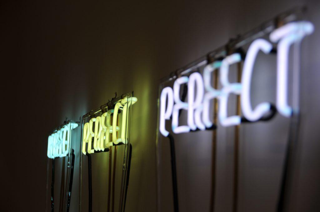 Anzeichen Perfektionismus